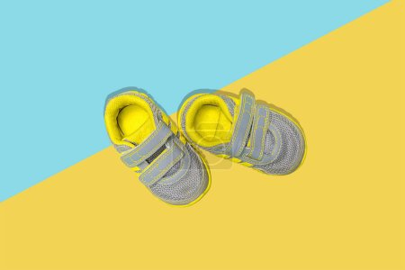 Small Pair of Shoes Isolated