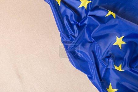 Photo for European Union EU Flag - Royalty Free Image