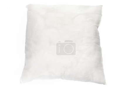 pillow isolated on white background