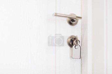 Ouverture d'un concept de porte d'hôtel