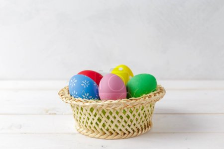 happy holidays, colorful easter background