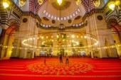Istanbul, Turkey, 21 August 2018: Suleymaniye mosque The Sleymaniye Mosque is an Ottoman imperial mosque located on the Third Hill of Istanbul, Turkey.