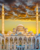 Suleymaniye mosque The Sleymaniye Mosque is an Ottoman imperial mosque located on the Third Hill of Istanbul, Turkey.
