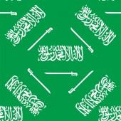 Seamless pattern Saudi Arabia for web and print