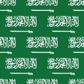 Saudi Arabia Happy Independence Day Seamless pattern