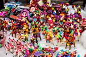 Peruvian Figures Decoration Colourful