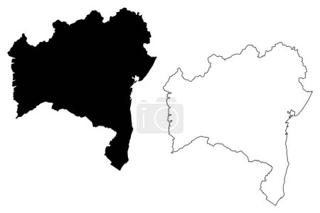 Bahia (Region of Brazil, Federated state, Federati...