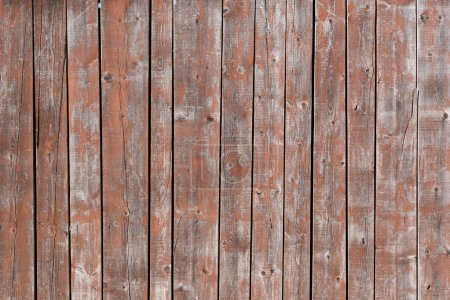 Photo for Close up view of old wooden planks background - Royalty Free Image