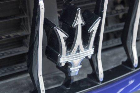 DUBAI CIRCA APRIL 2017 Maserati