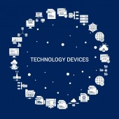 Creative Technology Device icon Background