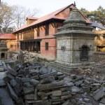 Hindu templesKathmandu, Nepal : Shiva Temples of t...