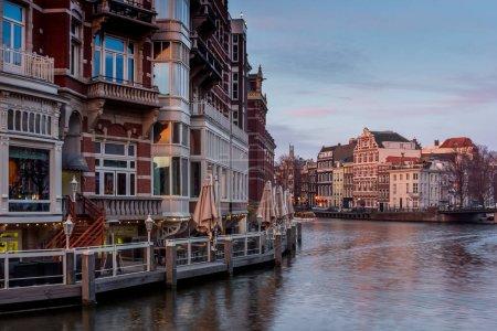 Foto de Arquitectura de Ámsterdam y punto de referencia en Holanda - Imagen libre de derechos