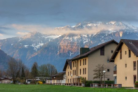 Foto de Paisaje en Interlaken, Suiza - Imagen libre de derechos