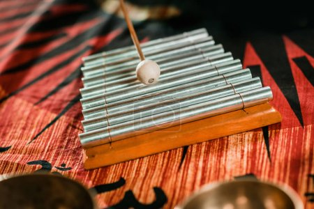 Chakra Chimes in sound therapy