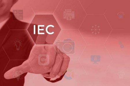Photo pour Importer/exporter Code - concept d'affaires - image libre de droit