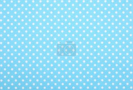 Photo pour Bleu fond textile blanc - image libre de droit