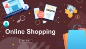 Online Shopping Buy Now Order Special Offer