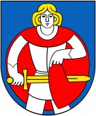 Coat of arms of Senica. Slovakia