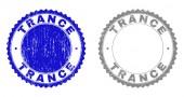 Grunge TRANCE Textured Watermarks