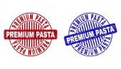 Grunge PREMIUM PASTA Textured Round Watermarks