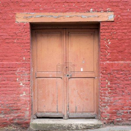 Beautiful vintage door details