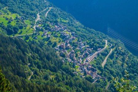 finhaut en valais en Suisse