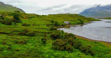 Photo pour Beau paysage dans les Highlands - image libre de droit