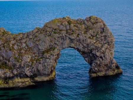 Photo pour Plus beaux endroits en Angleterre - Durdle Door près de Dorset - image libre de droit