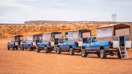 Photo pour Upper Antelope Canyon tours - Page, États-Unis d'Amérique - 29 mars 2019 - image libre de droit