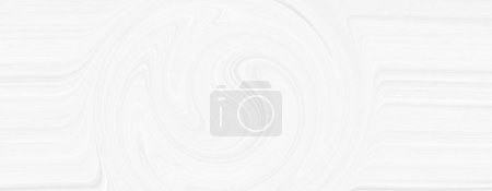 Photo for Drawing of a wave of white and gray color. Background with stains and curved lines. - Royalty Free Image