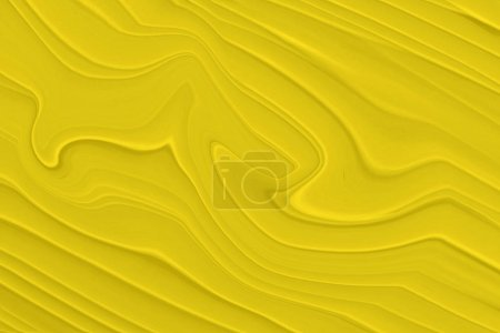 Photo for Marble brown with 3d textured wave pattern and lines, beautiful wallpaper. Background in dark colors for different purposes. - Royalty Free Image