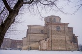 Graglia sanctuary founded in the seventeenth century, Biella province, Piedmont, Italy