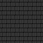 Abstract seamless geometric background Pattern of lines