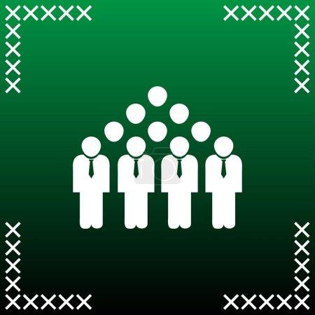 people vector web icon