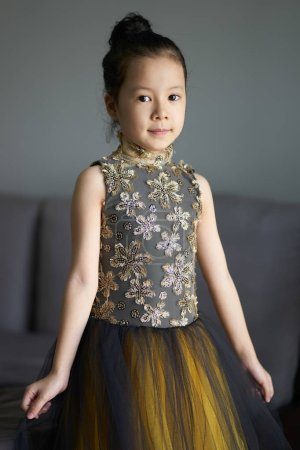 Photo for Portrait of young cute girl - Royalty Free Image