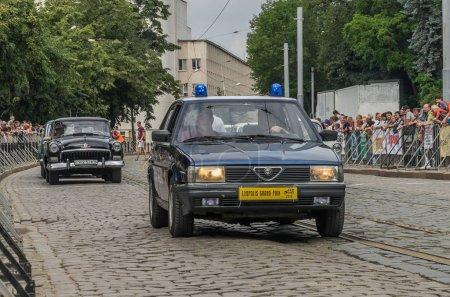 Львов Украина июня 2018 старого