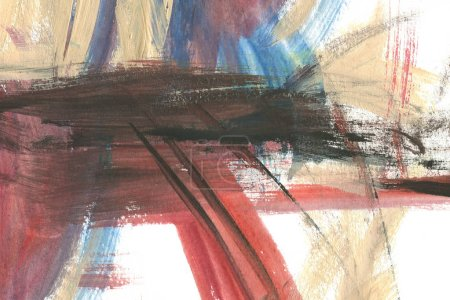 abstrakte Acryl kreativen Hintergrund. Marmorstil. Pinselstrich Textur auf Papier. Wallpaper für Web- und Game-Design. Grunge-Schlammkunst. Makrobild handgemalter Kunstwerke auf Leinwand. surrealistische Schmierereien.