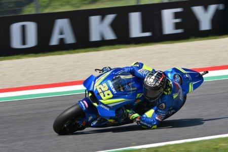 MUGELLO ITALY June Italian Suzuki