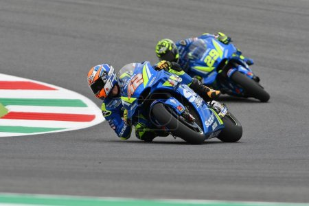 MUGELLO ITALY 2 JUNE Spanish