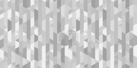 Papier peint de la surface. Arrière-plan tuile. Modèle polygonal sans couture. Impression pour la polygraphie, affiches, bannières et textiles. Texture unique. Caniche pour le travail