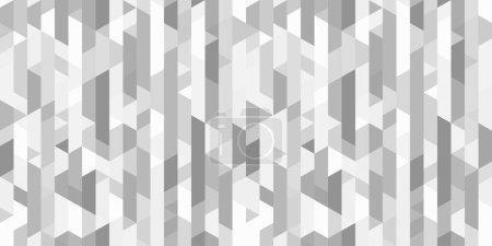 Texture polygonale. Modèle de grille sans couture. Papier peint de la surface. Arrière-plan tuile. Impression pour la polygraphie, affiches, t-shirts et textiles. Doodle unique pour la conception