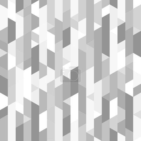 Texture polygonale. Modèle de grille sans couture. Mosaïque papier peint de la surface. Arrière-plan tuile. Impression pour la polygraphie, affiches, t-shirts et textiles. Doodle unique pour la conception