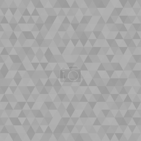Modèle de triangle. Papier peint géométrique abstrait de la surface. Fond sans couture. Impression pour la polygraphie, affiches, t-shirts et textiles. Texture universelle. Caniche pour le design
