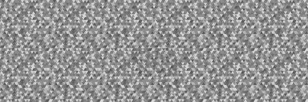 Triangle papier peint de la surface. Arrière-plan tuile. Modèle polygonal sans couture. Impression pour la polygraphie, affiches, bannières et textiles. Texture unique. Doodle pour le travail. Papier d'emballage