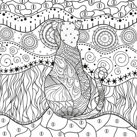 Illustration. Digital art