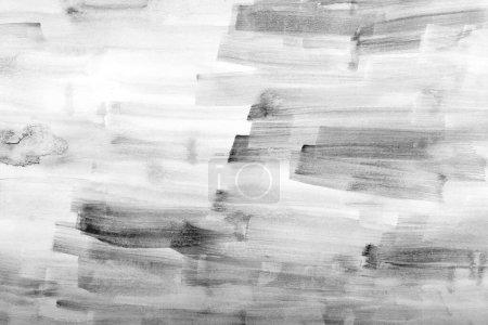 Foto de La imagen de fondo en el lienzo con pinceladas - Imagen libre de derechos