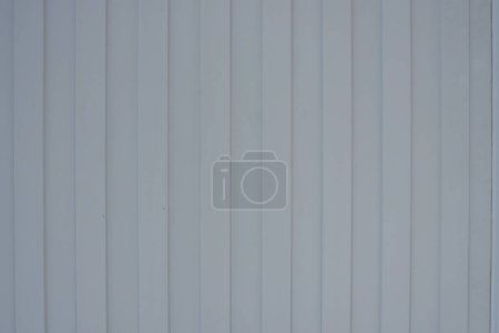 Photo for Abstract grey wooden panels wall structure - Royalty Free Image