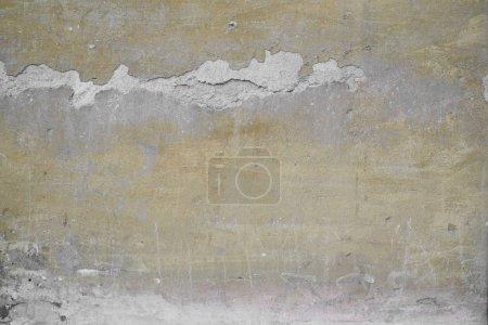 Photo pour Abstrait ancien à mur minable - image libre de droit