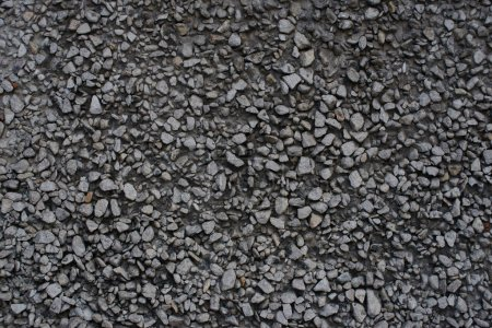 Photo for Abstract dark gray stone background - Royalty Free Image