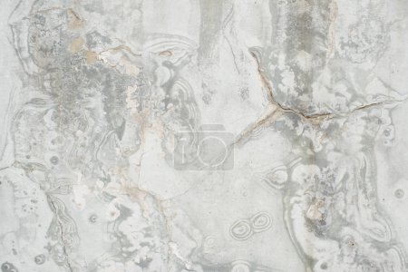 Foto de Fondo de pared en blanco Resumen cemento agrietado - Imagen libre de derechos